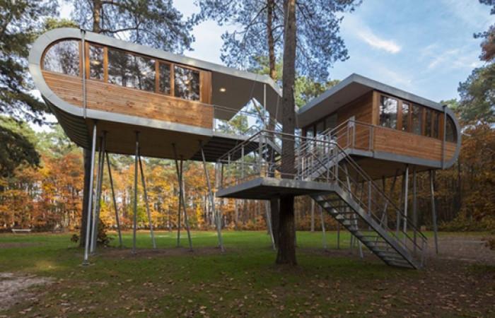Casette sull albero per bambini la casa sullualbero with for Piani di casa per la vendita