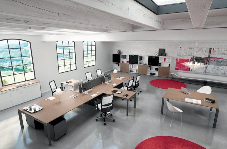 Mobili Per Ufficio Qualità : Ambienti di lavoro di qualità ordinati e piacevoli officebit