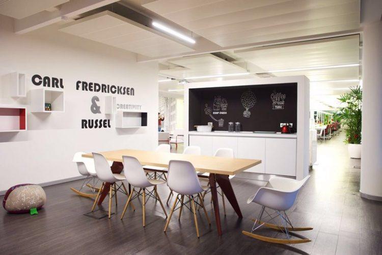 Sede EFM, Roma » OfficeBit: arredi e mobili per ufficio sedute e ...
