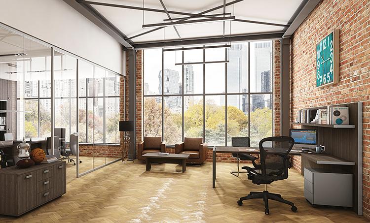 Arredi direzionali: Tower Evo di Newform » OfficeBit: arredi e mobili per ufficio sedute e ...