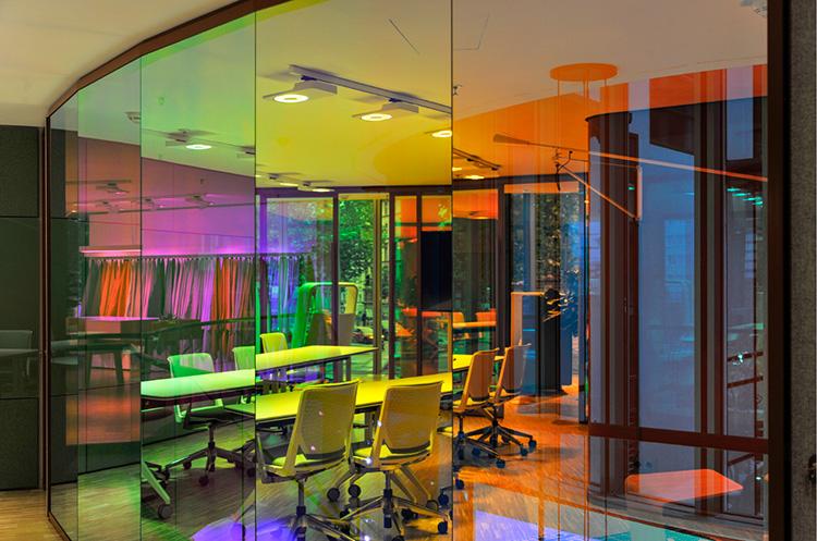 Pareti divisorie colorate, Nordwall International » OfficeBit: arredi e mobili per ufficio ...
