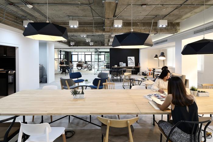 gli uffici coworking tra innovazione e tradizione