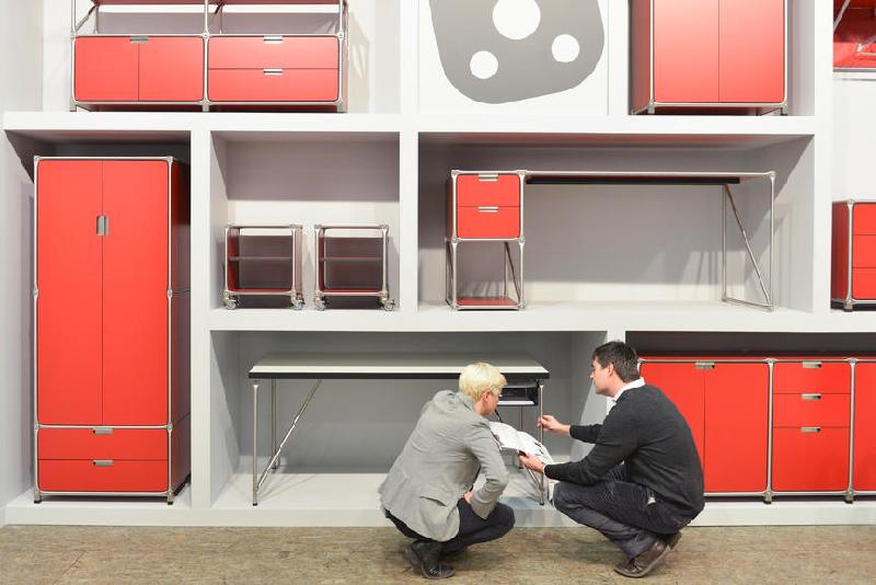 tutto il mondo dell 39 arredo interni a imm cologne 2017 officebit arredi e mobili per ufficio. Black Bedroom Furniture Sets. Home Design Ideas