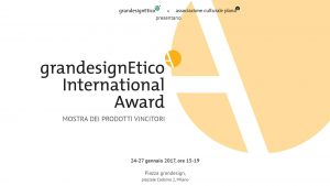grandesignEtico International Award