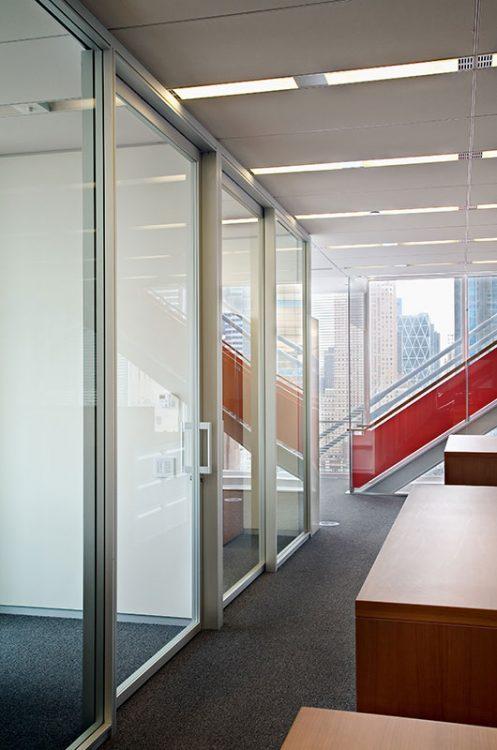 Gli uffici di New York Times Company