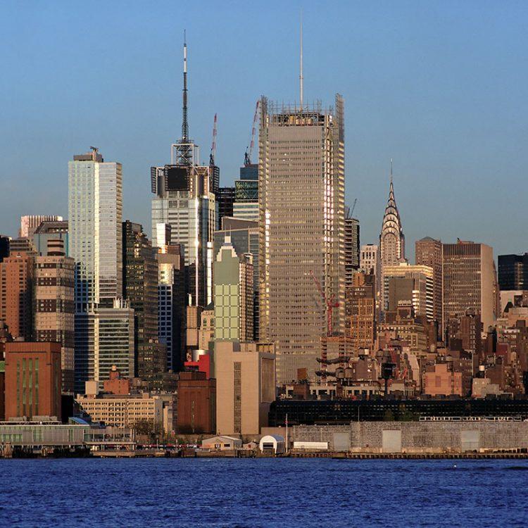 New York Times Company, Manhattan