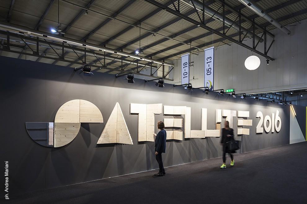 Salone satellite vent 39 anni di design officebit arredi for Salone satellite