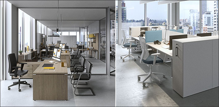 Newform stand Workplace 2017