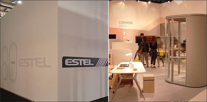 estel stand Workplace 2017