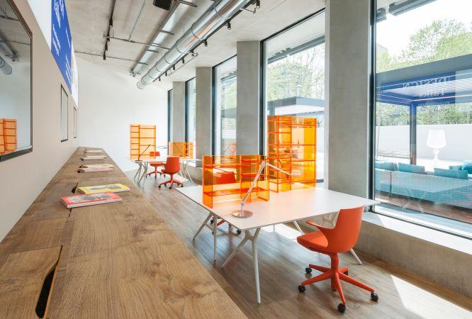 Arredo Ufficio Kartell : Dal salone del mobile agli uffici microsoft » officebit: arredi e