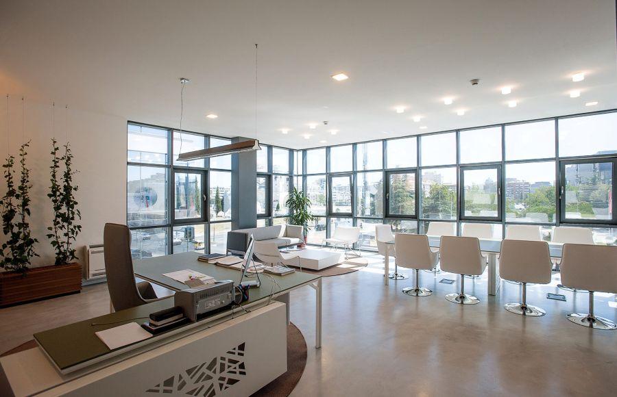 Lilluminazione degli uffici di novi volvox » officebit: arredi e