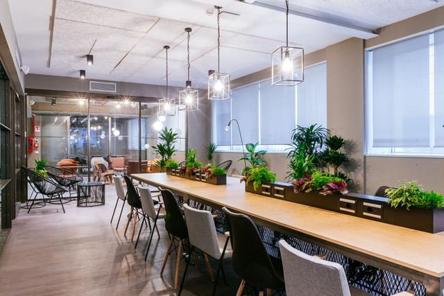 Metri Quadri Ufficio Persona : Un nuovo spazio lavorativo a milano: copernico martesana » officebit