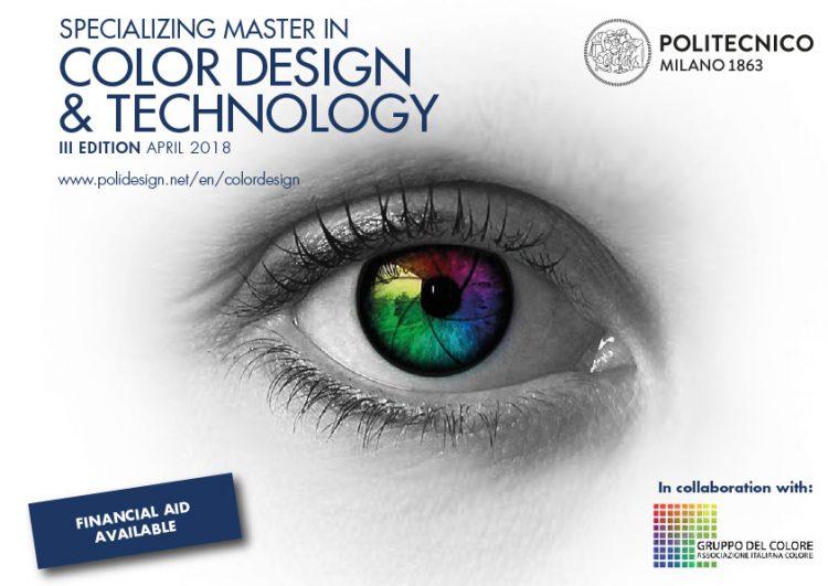Master in Color Design & Technology