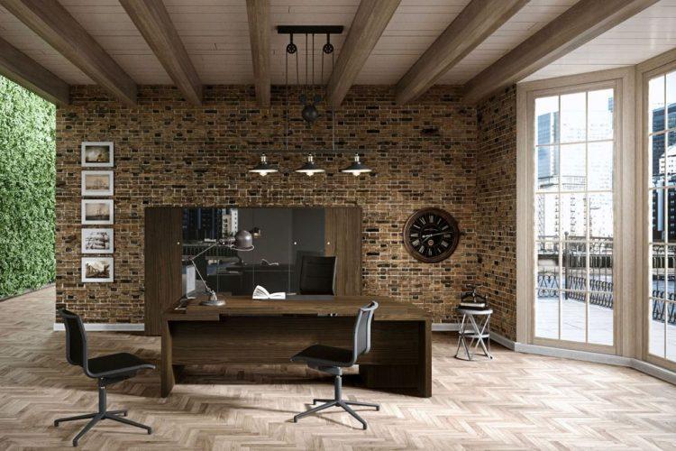 Ufficio Elegante Classico : Il legno: un classico che non passa mai di moda » officebit: arredi
