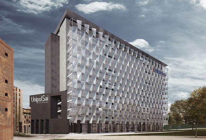 Ufficio Stampa Architettura Milano : A milano l edificio u cmangia smogu d che riduce la produzione di co