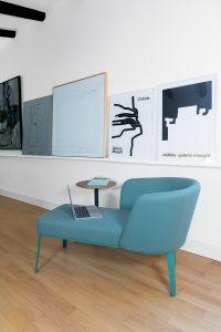 seduta Clara - arredo home office