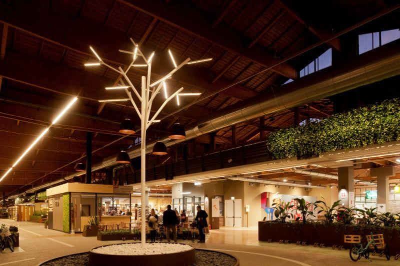 La luce al servizio dell eccellenza dell enogastronomia for Riviste di architettura italiane