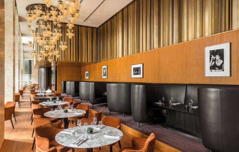 Ufficio Nuovo Hotel : Illuminazione di lusso per il bvlgari hotels & resorts » officebit